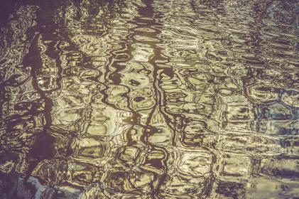 nature, water, ocean, sea, surface, waves, ripples, reflection, lights, shadows, shapes, patterns