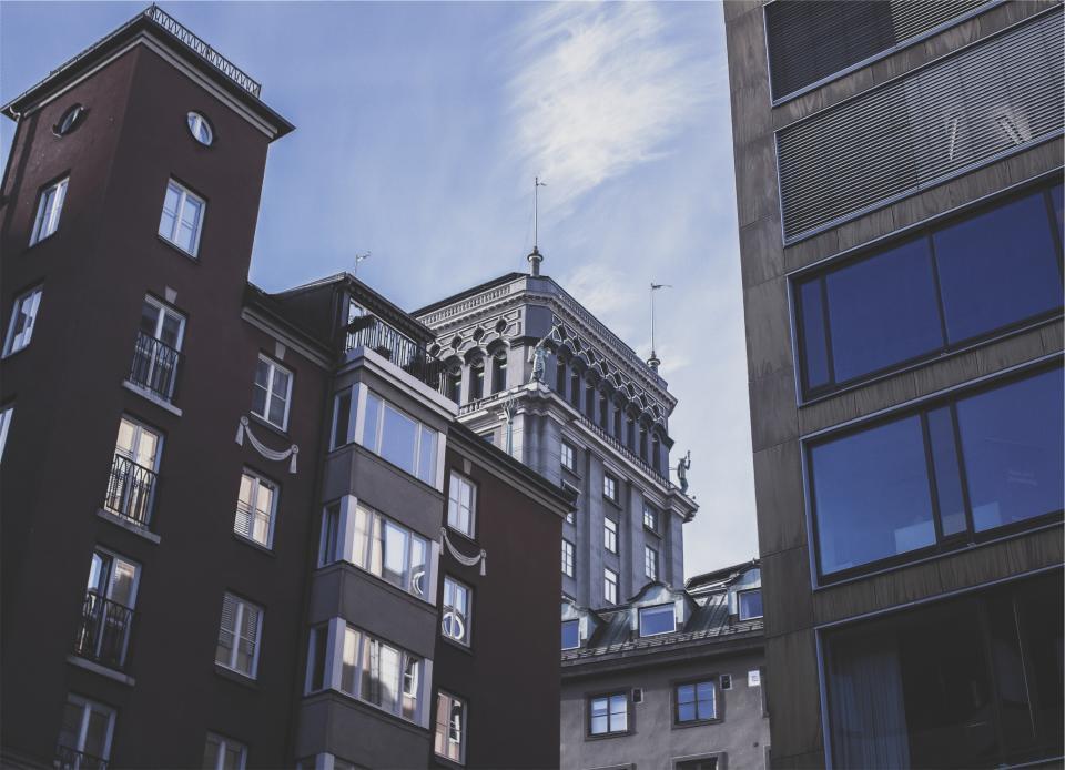 buildings, condos, apartments, architecture, city, windows