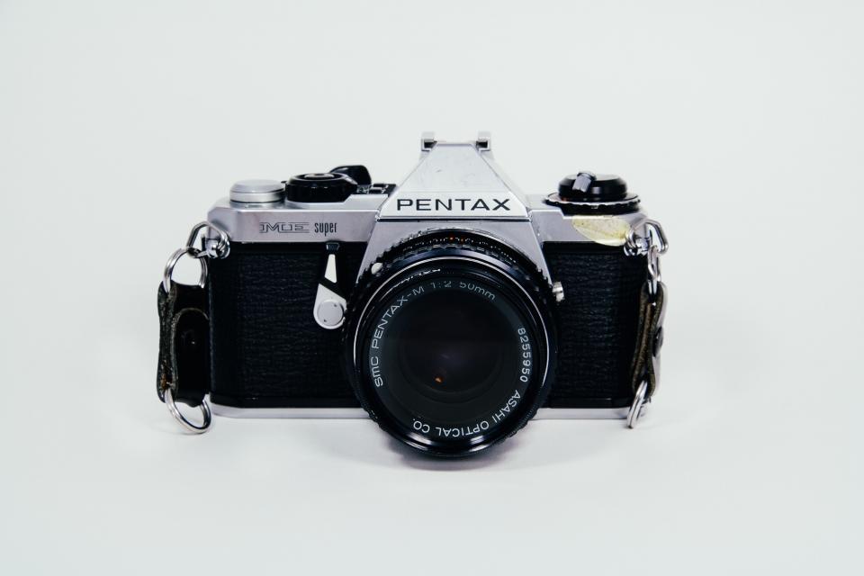 pentax, camera, lens, photography, slr