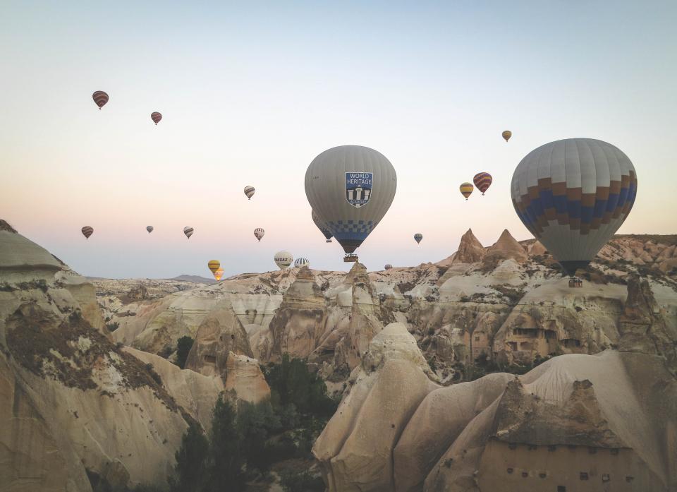 Hot Air Balloons Office Communication Technology Jobs Malaysia