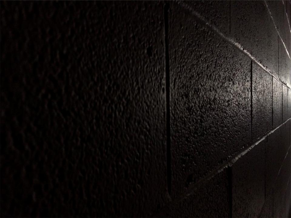 wall, concrete, black, dark