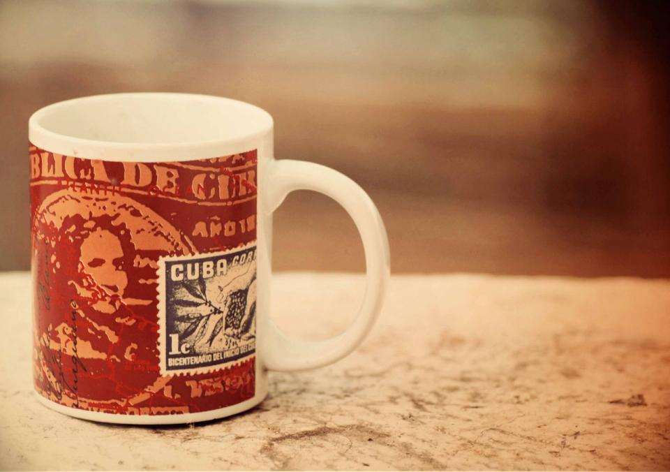 cup, mug, coffee, cuba