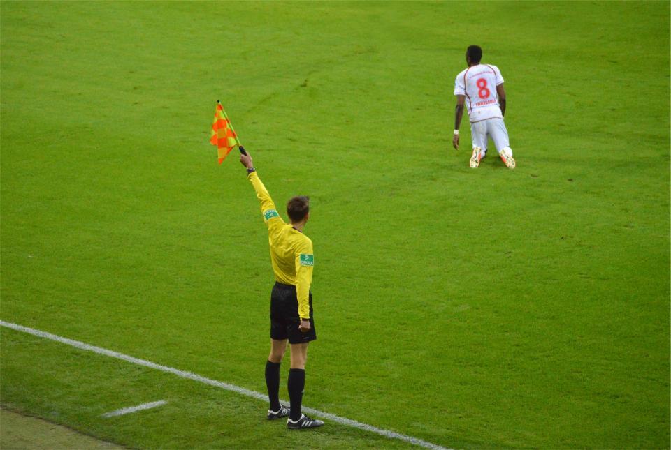 soccer, referee, sports, athlete