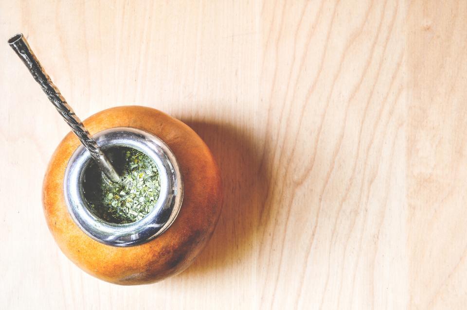 loose leaf, tea, drink, wood, table, kitchen