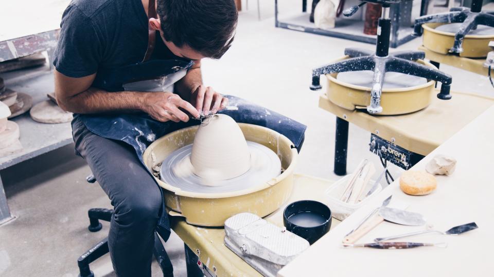 workshop, industrial design, guy, man, people, tools