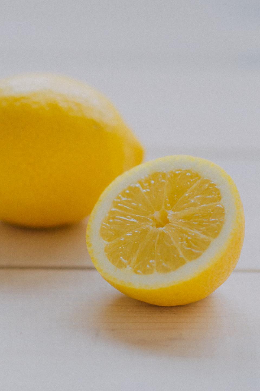 yellow, lemons, citrus, fruits, food