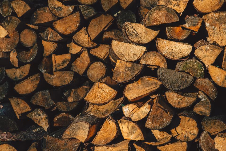 wood, logs, lumber, pattern, texture