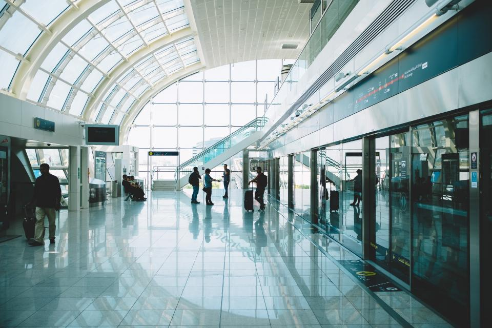 airport, people, travel, transportation, trip, windows, luggage, suitcase