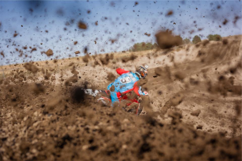dirt bike, racer, racing, mud, track, sports