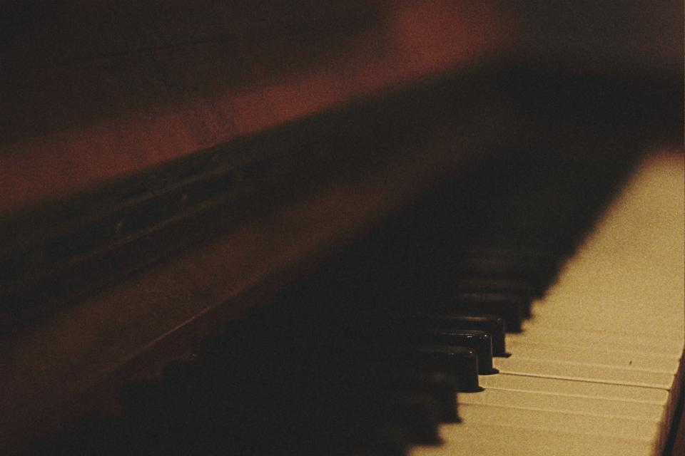 piano, keys, musical instrument