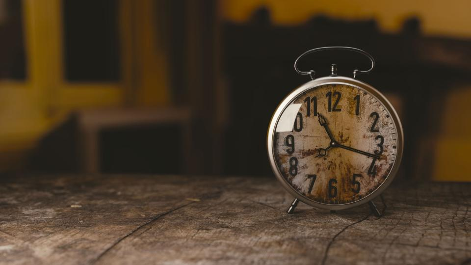 technology, time, clocks, vintage, dirty, steel, glass, wood, table, desk, bokeh, still