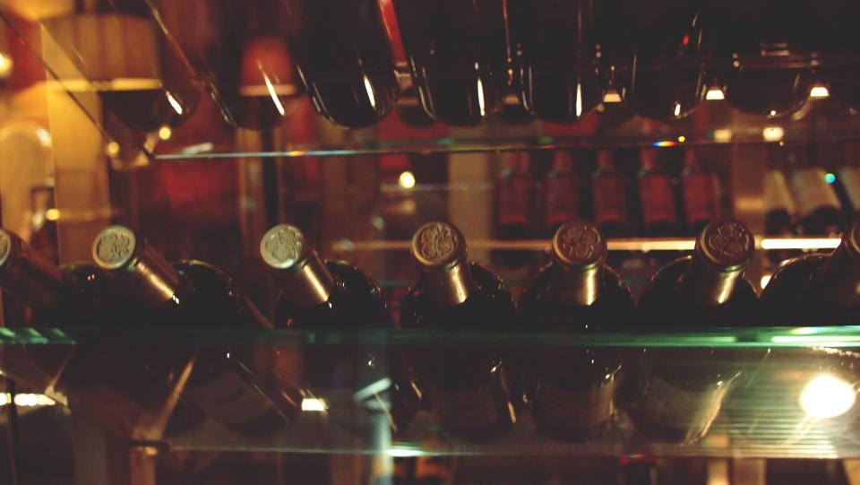 wine, cellar, bottles, alcohol, collection