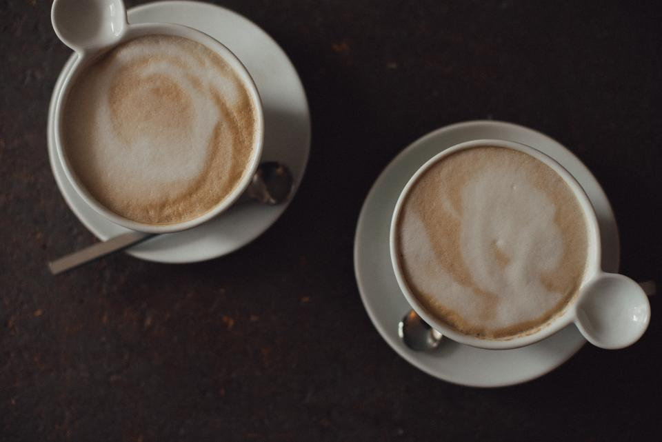 coffee, cappuccino, latte, cafe, cup