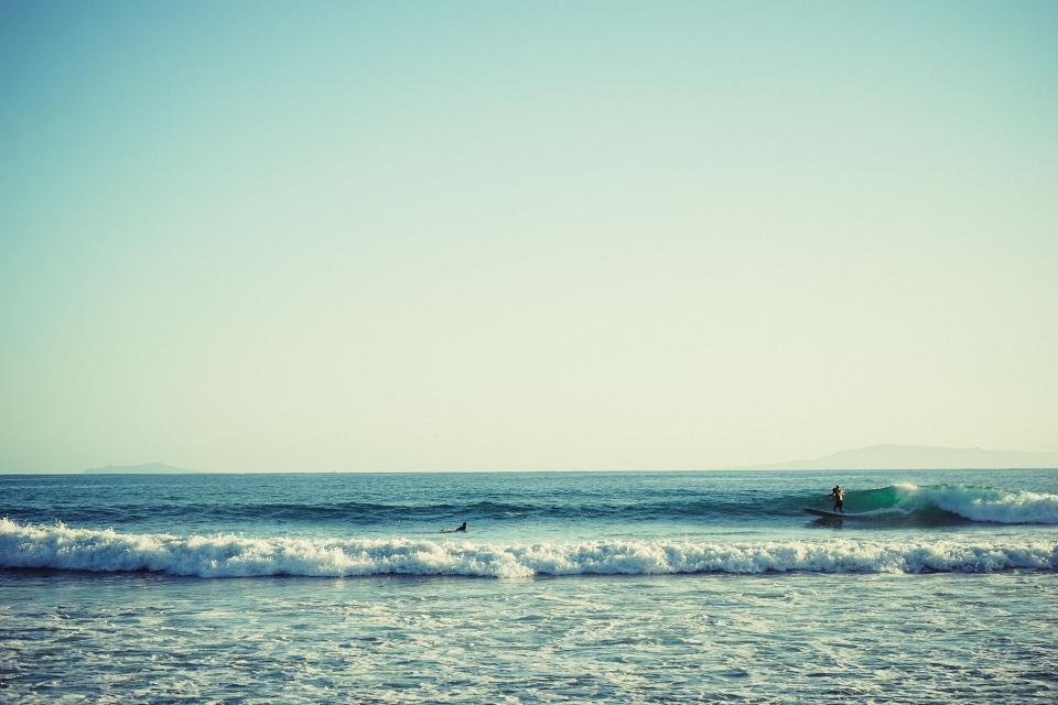 surfing, surfer, water, waves, ocean, sea, sunshine