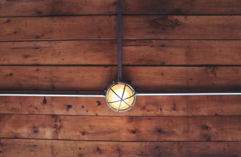 wood, light