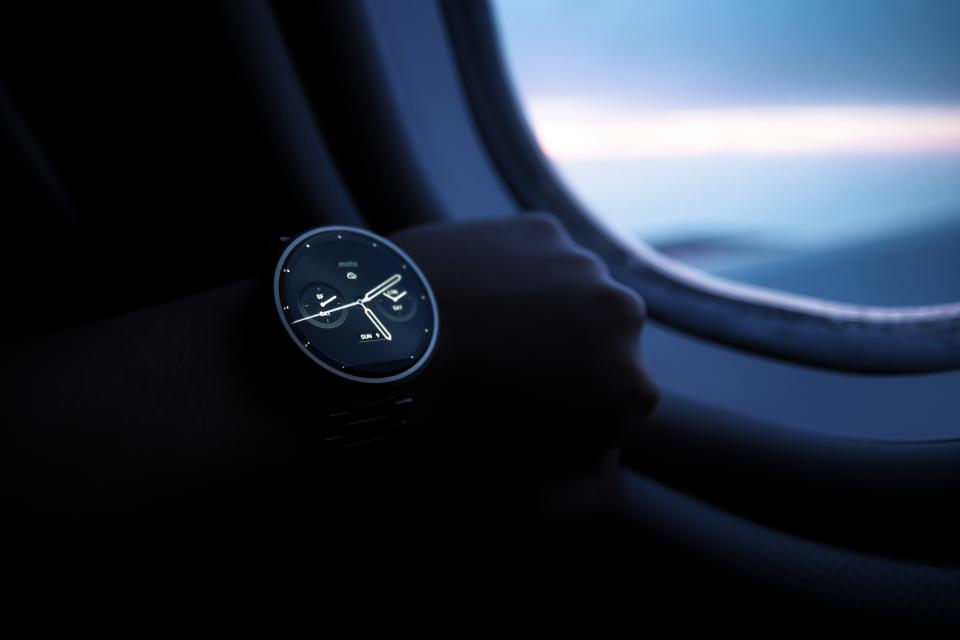 watch, time, clock, airplane, window, flying, travel, trip, transportation