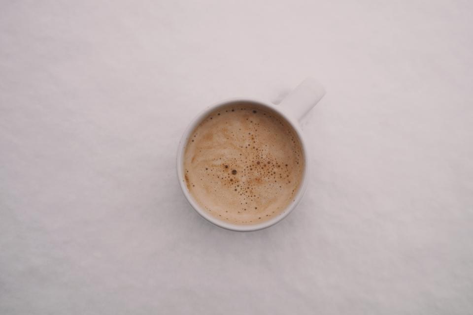 coffee, latte, cappuccino, cup, mug