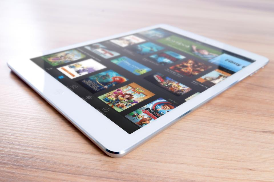 ipad, tablet, apps, business, office, desk, mobile, technology