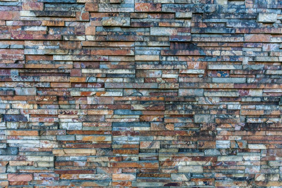 bricks, wall, graffiti, texture, design, outside, architecture