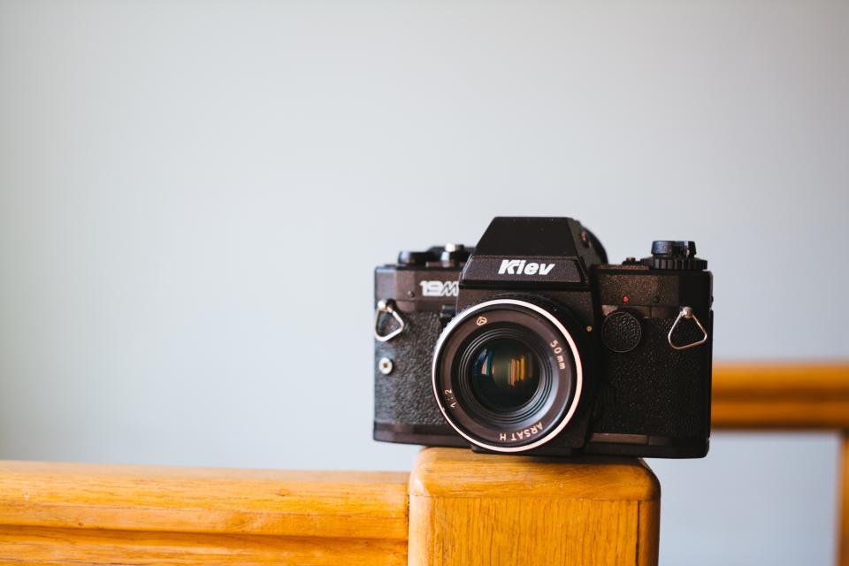 camera, photography, objects, slr