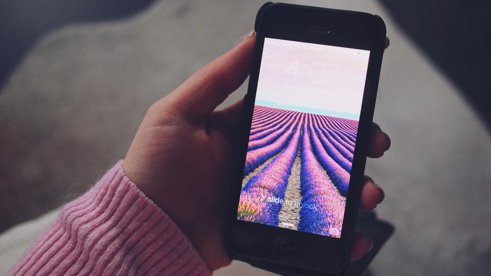 iphone, screen, mobile, technology, cell, hand