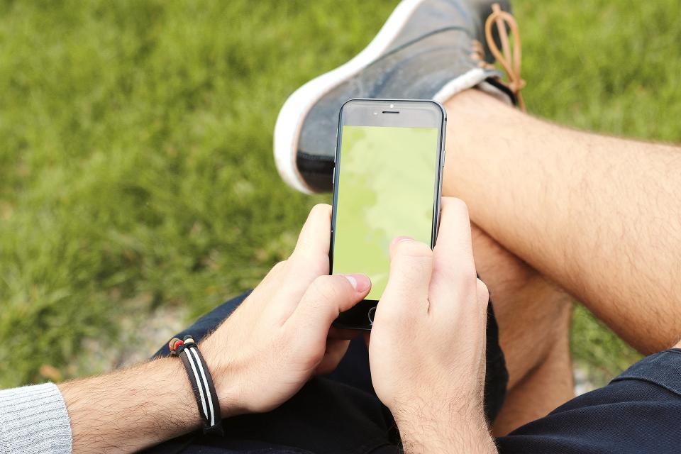 iphone 6, mockup, technology, mobile
