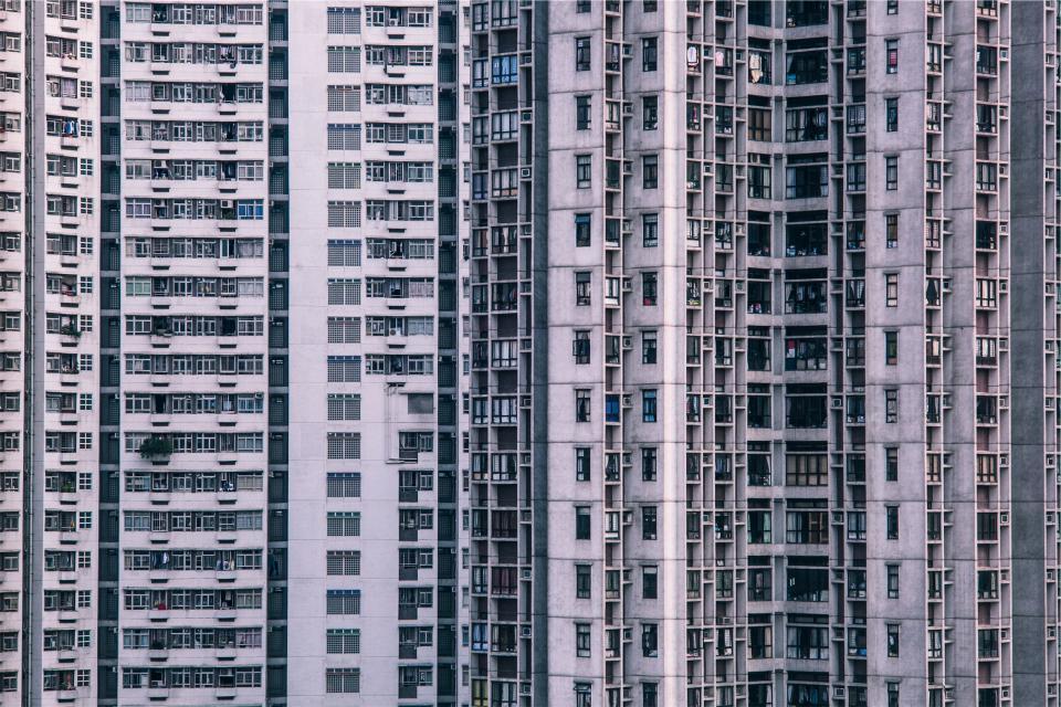 building, apartment, high rise, architecture, city, urban