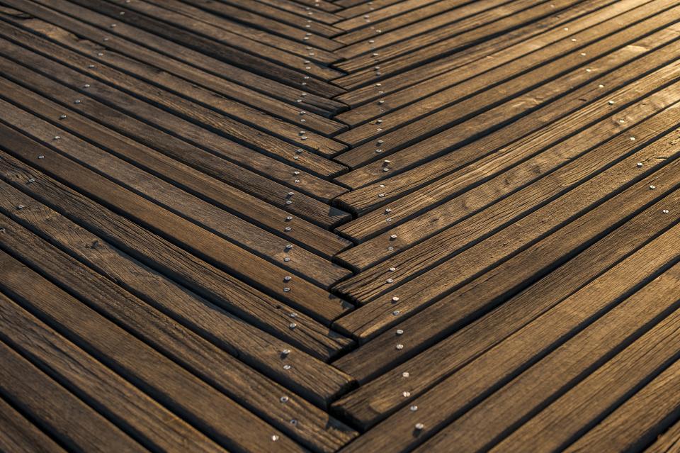boardwalk, wood, planks