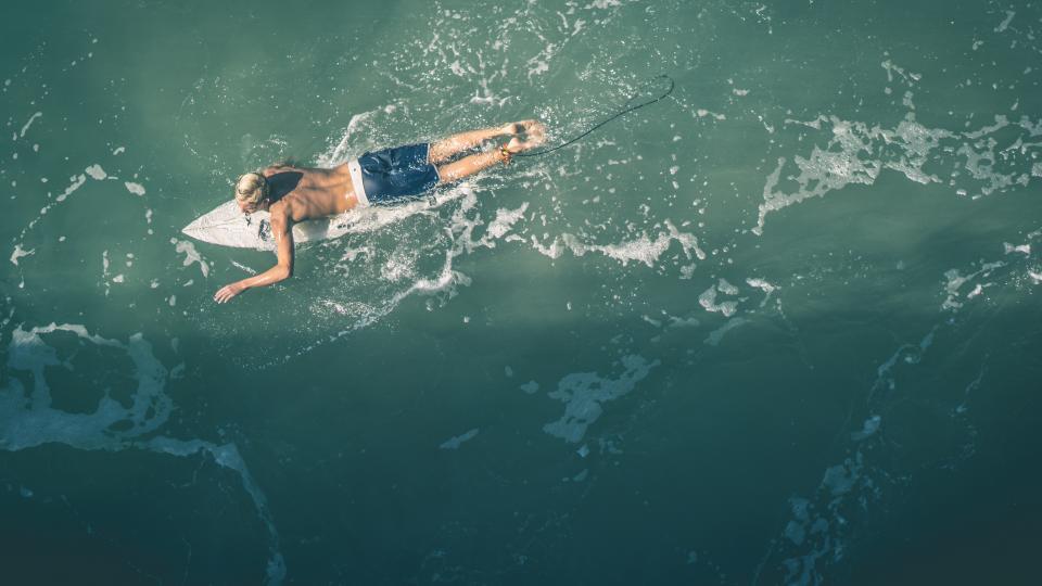 surfer, surfing, guy, man, people, ocean, sea, sunshine, summer, water, surfboard