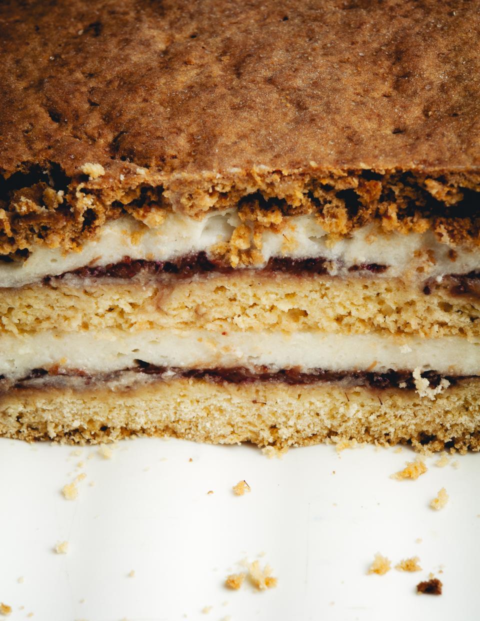 cake, dessert, sweets, food