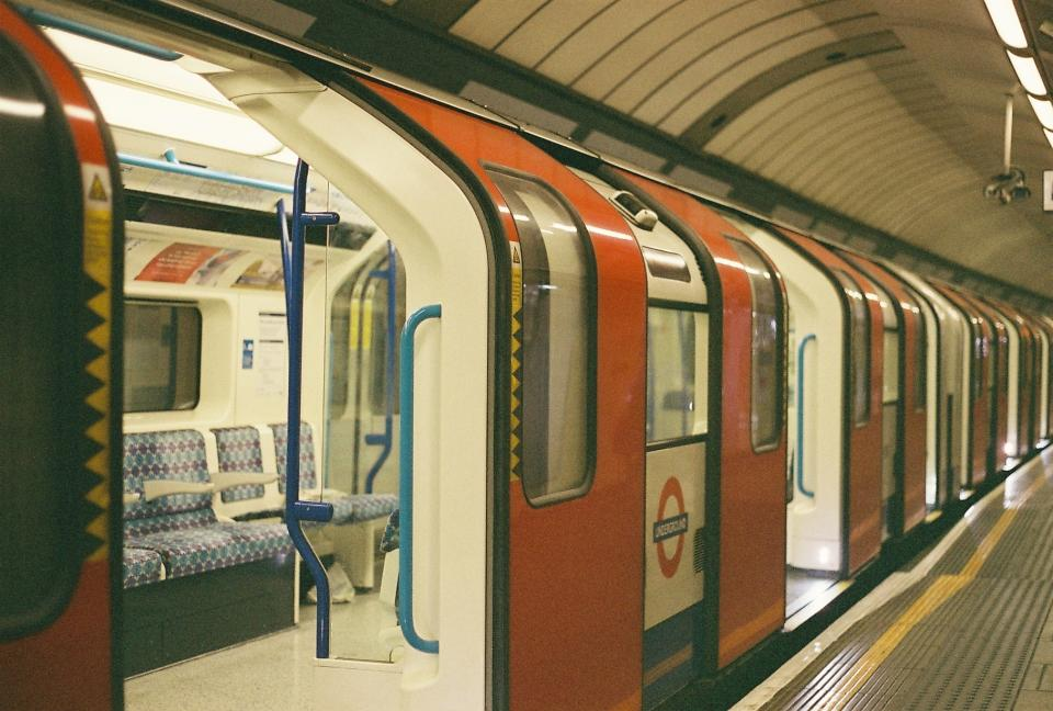 underground, subway, station, train, transportation, urban