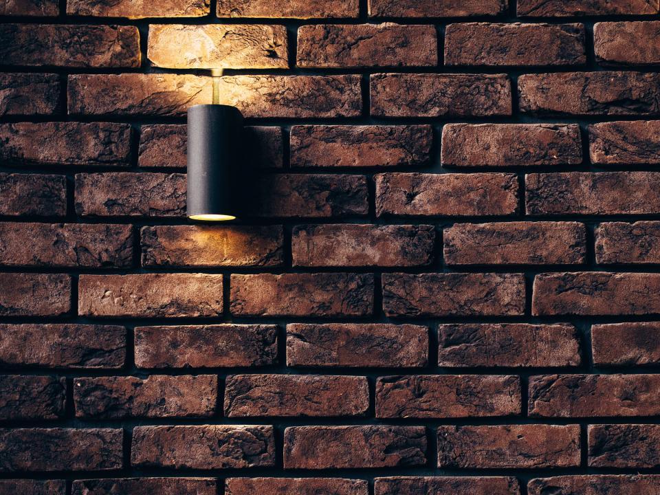 bricks, wall, light, texture, pattern