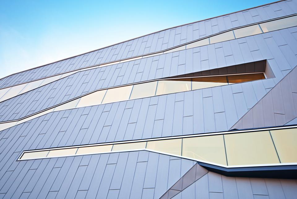 building, architecture, windows, urban