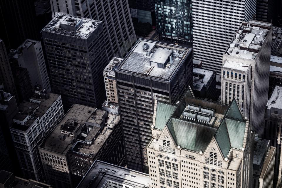 architecture, buildings, city, landscape, urban, metro, downtown, high rise, skyscrapers
