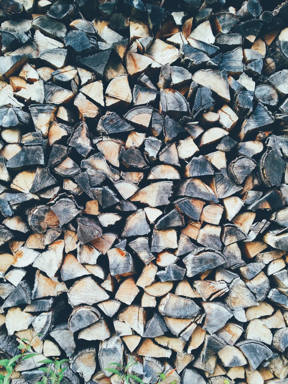 wood, logs, lumber, nature, texture