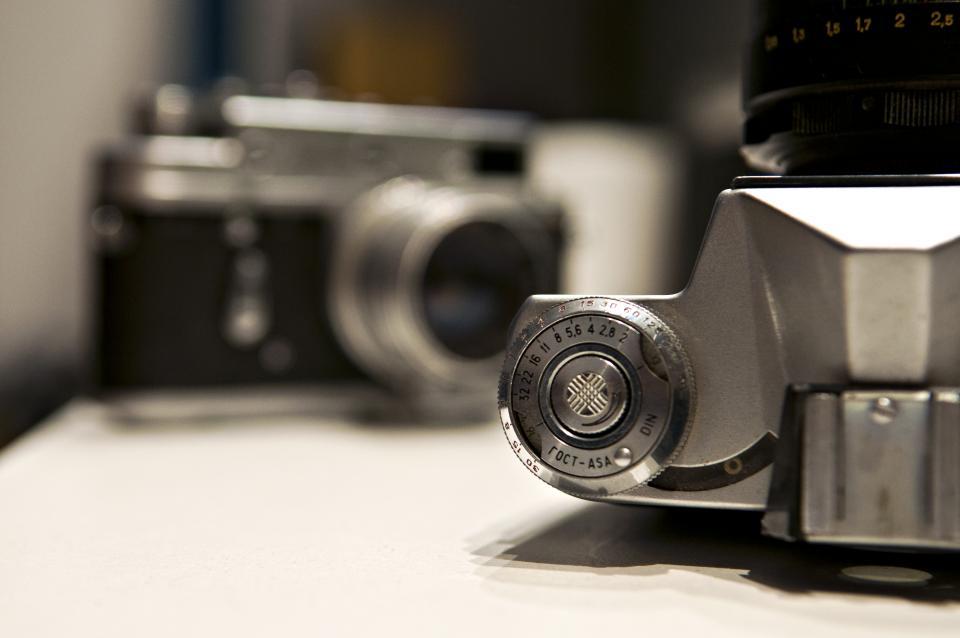 camera, photography, objects, slr, lens