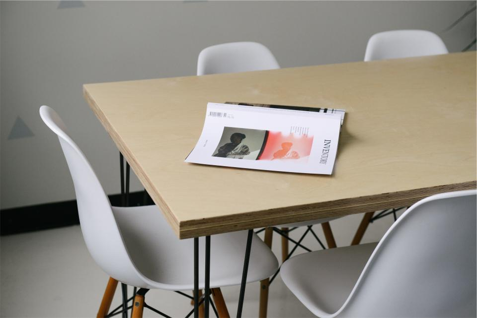 book, wood, table, chairs, office
