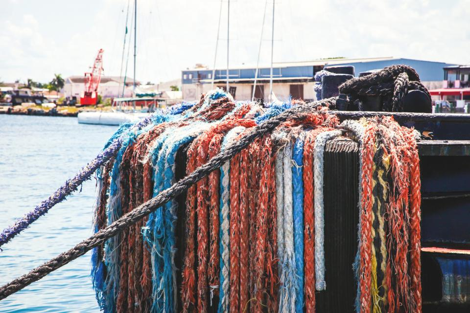 ropes, harbour harbor, marina, boats, dock