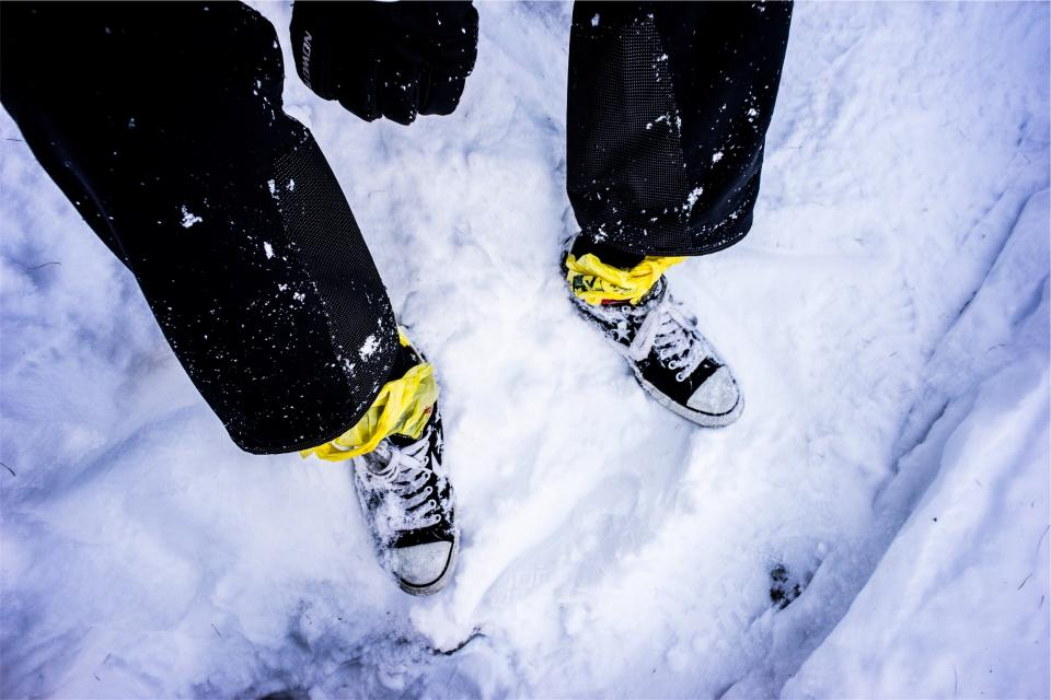 shoes, sneakers, snow, converse