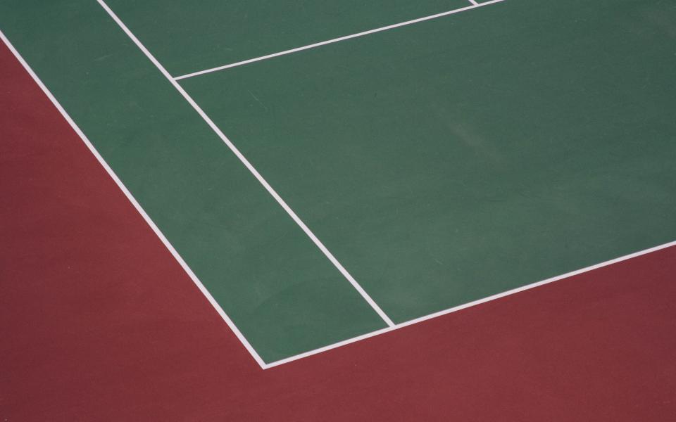 tennis, court, sports, fitness