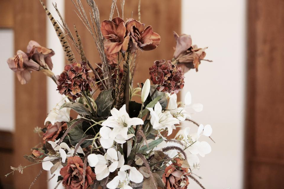 bouquet, flowers, nature, decor
