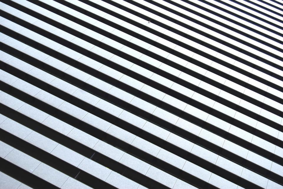 abstract, pattern, design, black and white, tiles
