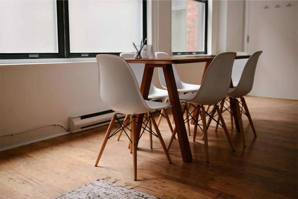 office, business, tables, chairs, hardwood, pencils, breather