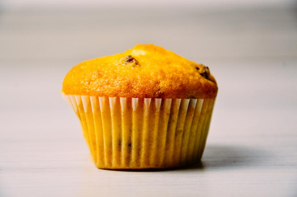 muffin, baking, food, kitchen, snack